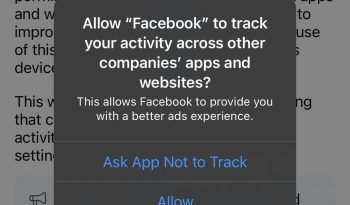 Privacy in ad industry iOS14.5